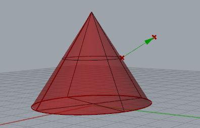 grasshopper寻找已知点投射到曲面的映射点(最近点)