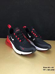 qq红包秒抢软件 Nike Air Max 270  半掌气垫  采用大网贾卡网面制作鞋面 使整双鞋子更富有层次感 真标带半码