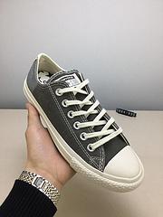 Converse匡威 CTAS OX 撞色拼接低帮板鞋 160471C拼接棉麻鞋面三星标欧斯奈鞋垫  ID:1654Y935