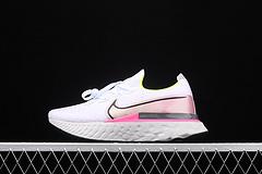 NikeEpicReactFlyknit瑞亚全新系列编织透气休闲运动跑步鞋CD4372004