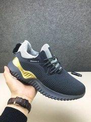 阿迪达斯/AdidasALPHABOUNCE RUNNING SUPPORT  小椰子加绒保暖系列高品质真标时尚潮流休闲运动鞋 ID:2294Y289