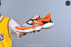 Nike FREE RN 5.0  官方主打新品 专柜同步新品高频磨砂网布切割大底 赤足跑步鞋  Size:39/45   编码:0529098X9E668