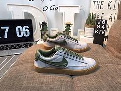 Nike SB Blazer low gt 东京限定 猪八戈 低帮滑板鞋  JSKIV990JWD