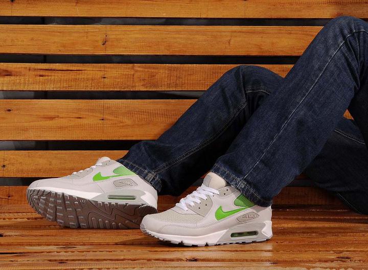 耐克正品air max 90气垫鞋2013nike男鞋女鞋运动休闲鞋户高清图片