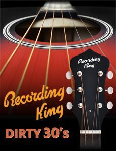 Recording King 录音之王 RDH-05 日落色