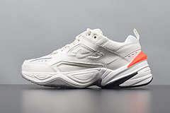 Nike M2K Tekno 亚博集团黑白配色复古运动老爹鞋 AO3108-001