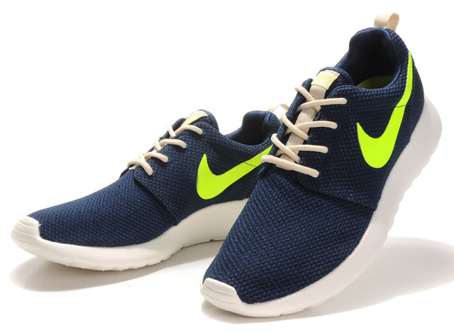 Nike Roshe Run Blu E Gialle startup-alliance.it