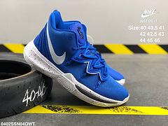 耐克真标带半码Kyrie5EPAO2918632篮球鞋欧文5代编织面战靴凯尔特人编号0402SSN04QWT