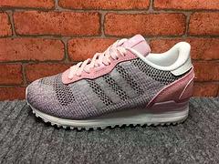 阿迪达斯adidas Originals 三叶草 ZX700编织网面透气运动鞋S75256女鞋36-39