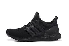 阿迪(Adidas)Ultra Boost (UB) 全黑S77416 超A 40-44