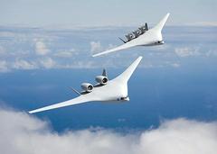 NASA 2025未来客机