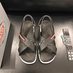 B2Size:38-45 顶级原单品质,2019春夏新品男士凉鞋!