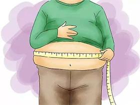 肚子大?你的内脏也该减肥了