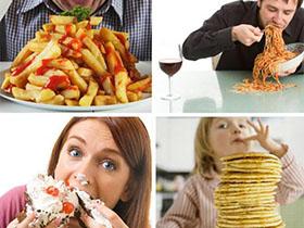 他们是怎么胖起来的?--客户实例分析减肥误区