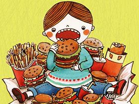 """你有""""饭桶""""特质吗?--也许这就是你胖的原因"""