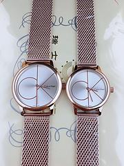 Calvin Klein 新款瑞士手表原装正品 女男表 情侣表K3M2112ZCK手表