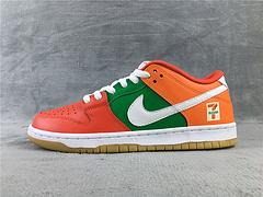 日本7ElevenSBDunkLow重磅联名滑板鞋CZ5130600尺码3645