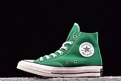 新款匡威1970SConverseAllStar三星复古帆布鞋