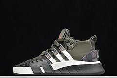 AdidasEQTADVBasketball阿迪达斯三叶草针织透气休闲慢跑鞋