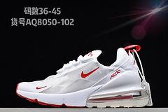 原装公司级NikeAirMax270蝉翼网纱耐克气垫跑步鞋AQ8050102