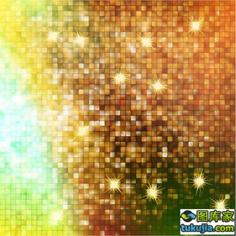 抽象背景 马赛克 背景素材 低像素 像素图片 背景图案 矢量571