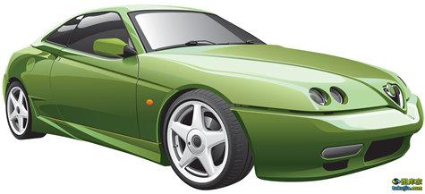 汽车 轿车 跑车 交通工具 汽车图片 轿车素材 矢量19