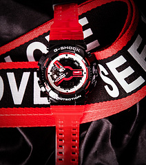 卡西欧新款手表
