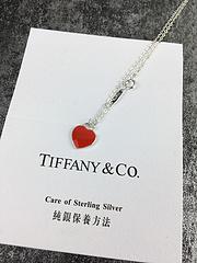 蒂芙尼珐琅项链