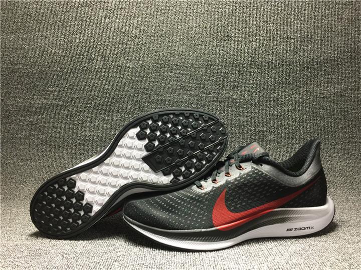 2dbc20964a031  - Nike Air Zoom Pegasus 35 Turbo 2.0 AJ4114 006 Nike Landing 35th  Generation Black Red Top Goods Net Breathable Running Shoes Men s Shoes ...