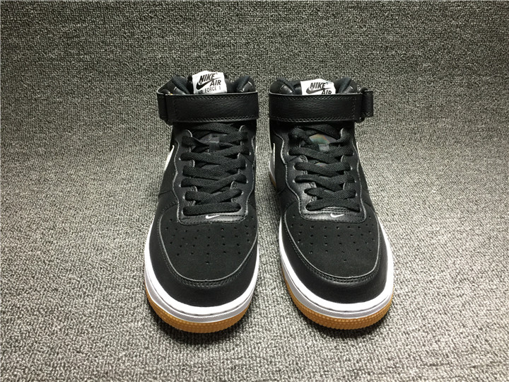 official photos f81c1 71ac5 ... like this store please add it to your(wish store)thank you very much !  -Nike Air Force 1 Mid 07 AF1 315123 035 Nike Air Force One Black and  White ...
