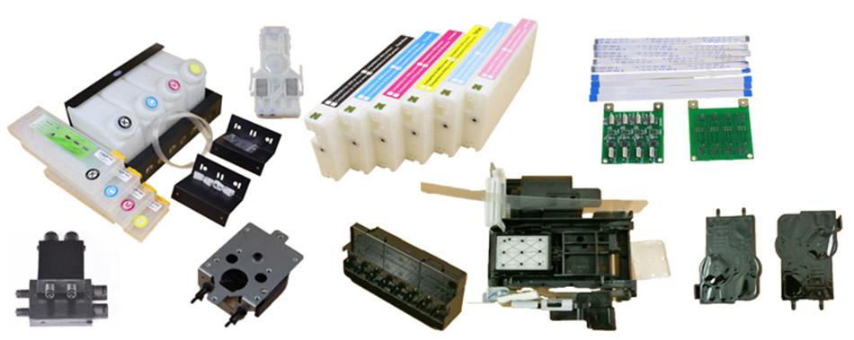 Epson Stylus Pro printer parts