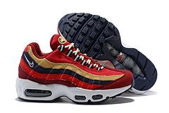 new concept dfaad 20430 主打airmax气垫0 Nike Air Max 95 Premium 中国红运动鞋跑步鞋538416 603 36 46 ...