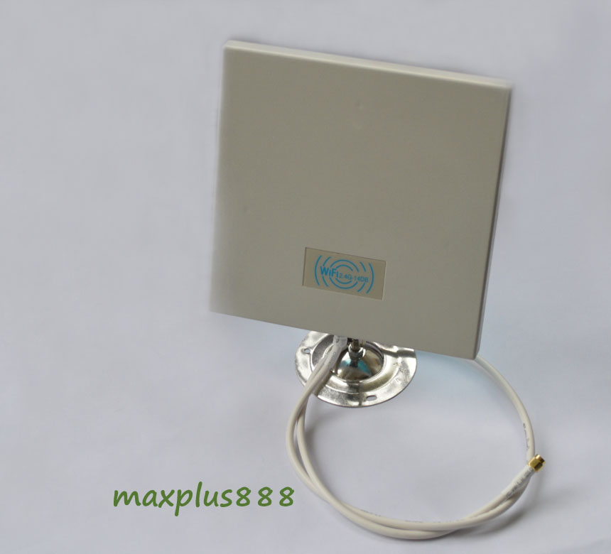 Indoor Outdoor 2.4G 14dbi Directional Flat Panel WiFi