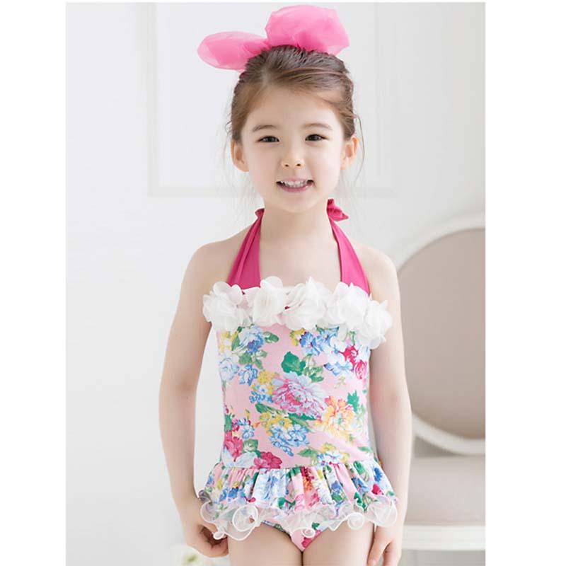 Kilimall 2 10y Child Little Girls One Piece Swim Dress