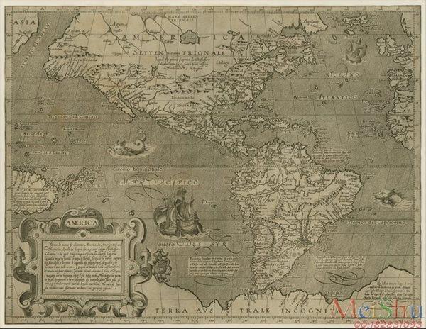 【印刷级】ZSH42218298地图装饰画图片马六甲海峡-61M-5281X4083