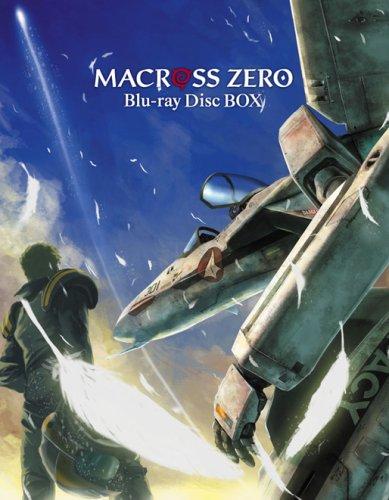 行走在华丽无边的视觉里——Macross Zero及其机械设定