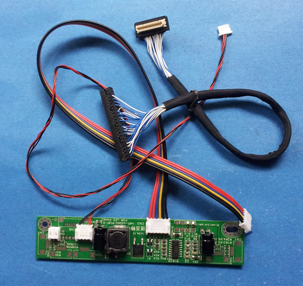 CMOS Signal Cable DF9B-31P-1V + Backlight Cable for Parallel RGB LCD ...