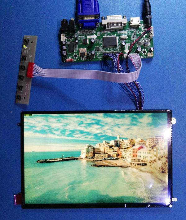 "HDMI DVI VGA Audio Board for 10.1/"" 1920x1200 B101UAN01.1 B101UAN02.0 B101UAN02.1"