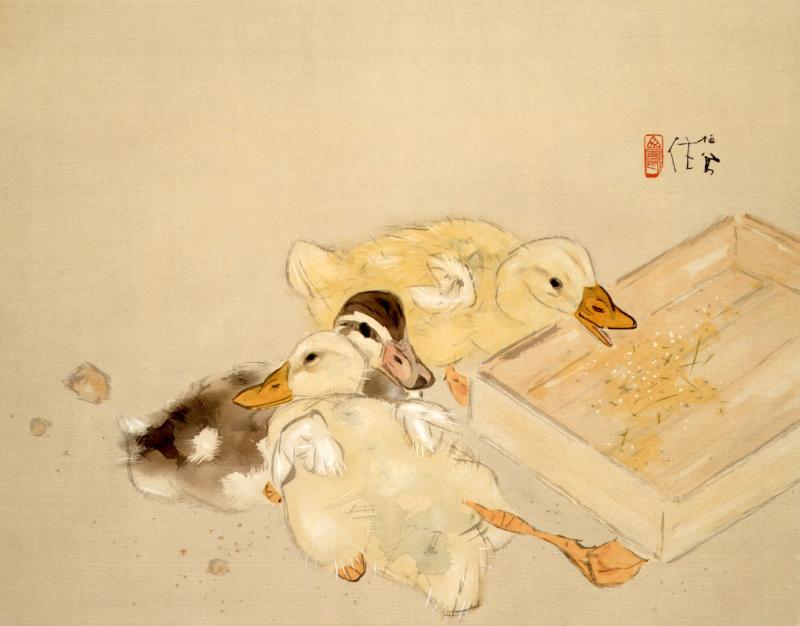 avtt天堂人与动物_竹内栖凤《斑猫》与动物天堂 - 每日环球展览 - iMuseum