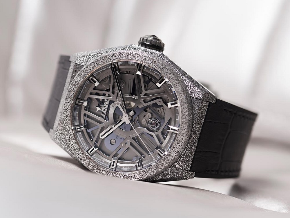 new arrivals 8a55f 433dd 新表』Zenith 推出15HZ 高摆频腕表:Defy Lab   iDaily Watch ...