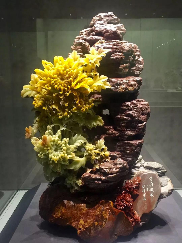 青田石雕博物馆地址_青田石雕艺术暨徐伟军作品展 - 每日环球展览 - iMuseum