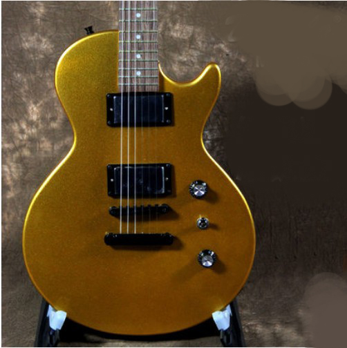 gold professional classic basswood 22 frets fixed bridge electric guitar ebay. Black Bedroom Furniture Sets. Home Design Ideas
