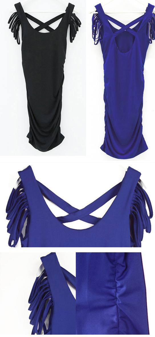 Sexy Women/Girl Casual Party Cocktail Night Clubwear Lycra Mini Dress