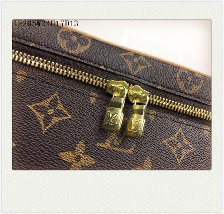 f237145decc M42265 FASHION VANITY CASE TOILETRIES BAGS TRAVEL BAG for sale