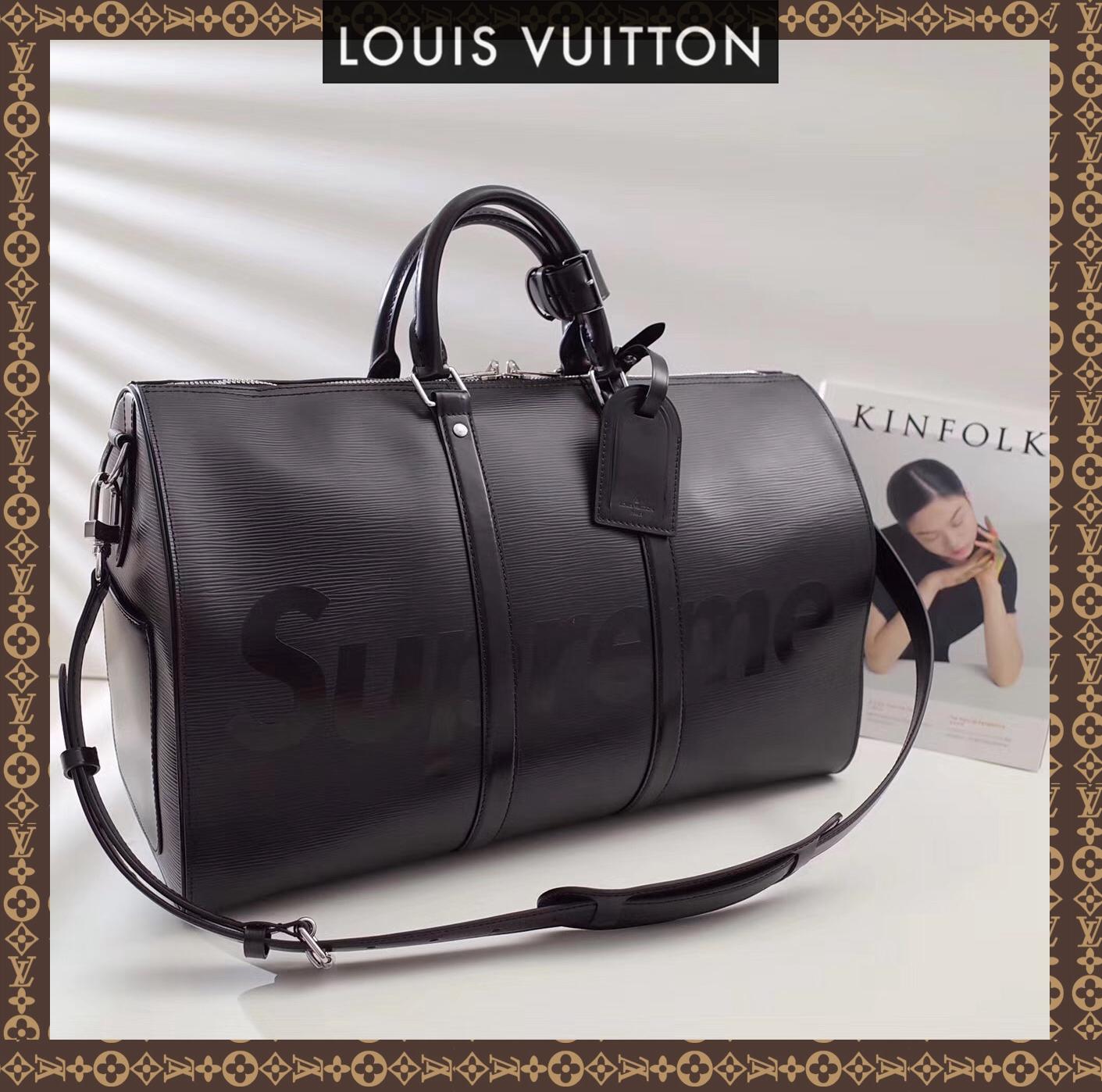 M53419 Supr Leather Keep 45 Bag Handbag