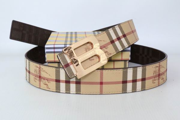 Burberry men women s casual leather Belt A36 51697e33139