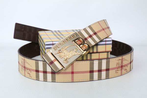 Burberry men women s casual leather Belt A40 for sale 621c9c35a7d