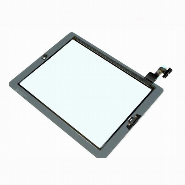 neu komplett touchscreen digitizer glas kleber f r ipad 2 weiss ebay. Black Bedroom Furniture Sets. Home Design Ideas