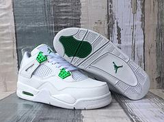 JORDAN4白绿扣男鞋4047