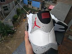 AJ11新配色白灰点男鞋4047出货